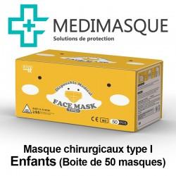 Masque de protection Type I...