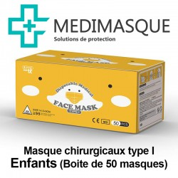 Masque de protection Type I...