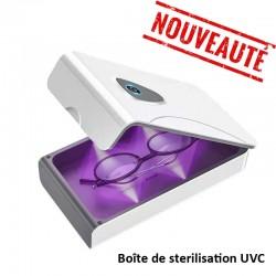 Boîte de stérilisation UVC