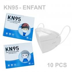 Masque Enfant KN95(facturé...