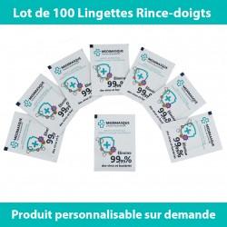 Lingettes Virucide...