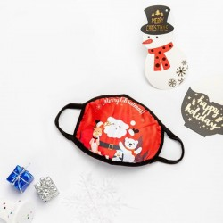 Masques de Noël enfant