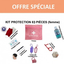 KIT SPECIAL COVID - 83 PIÈCES
