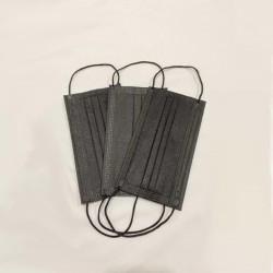 masque chirurgical noir protection medimasque